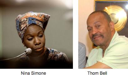 Nina Simone and Thom Bell