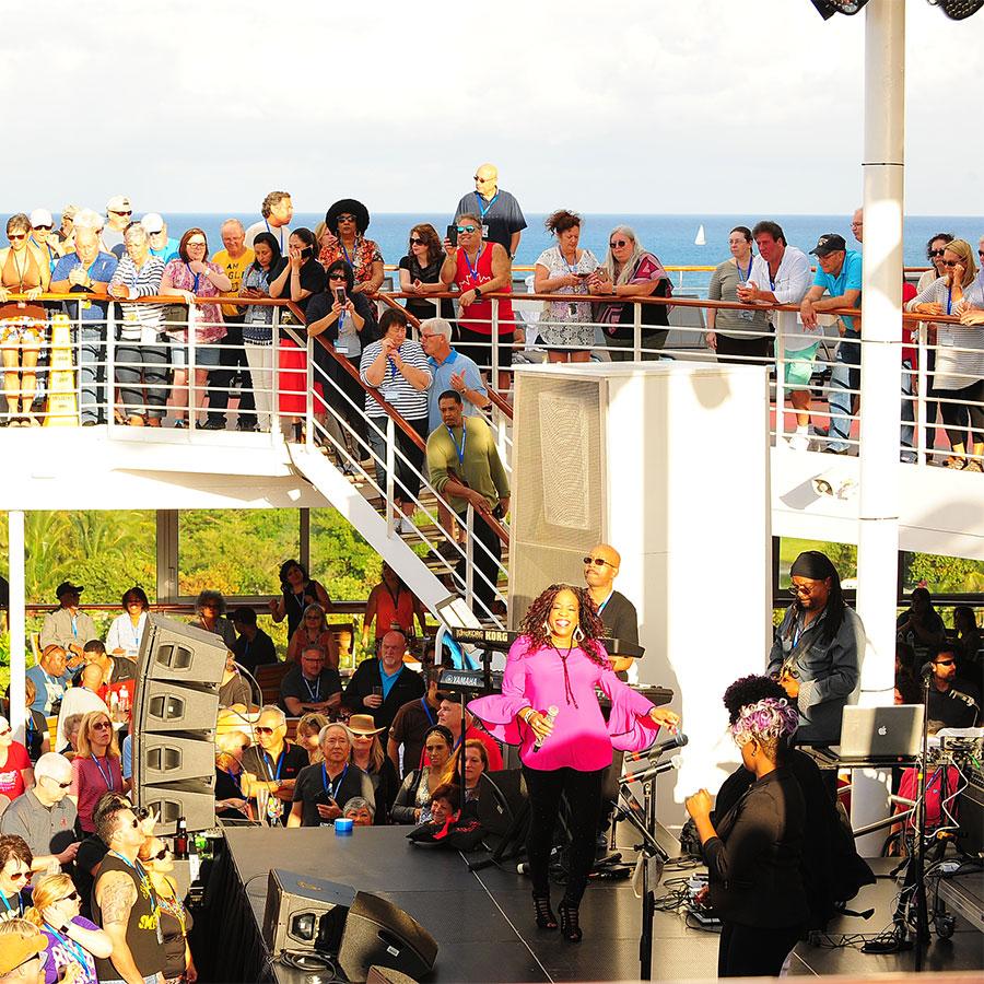 Ultimate Disco Cruise Randex Communications